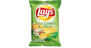 Lay's Chips Sour Cream & Onion